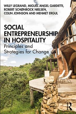 Social Entrepreneurship in Hospitality