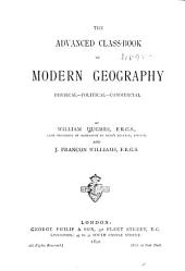The Advanced Class-book of Modern Geography, Physical, Political, Commercial