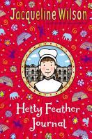 Hetty Feather Journal PDF