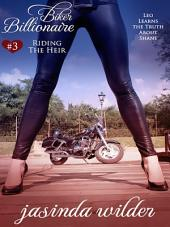 Biker Billionaire #3: Riding the Heir