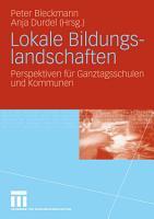 Lokale Bildungslandschaften PDF