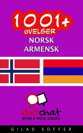 1001+ øvelser norsk - armensk