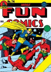 More Fun Comics (1936-) #74-75