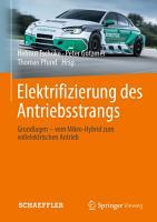 Elektrifizierung des Antriebsstrangs PDF