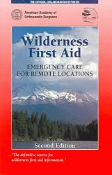 Wilderness First Aid Book PDF