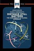 Pankaj Ghemawat s Distance Still Matters PDF