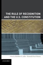 The Rule Of Recognition And The U S Constitution Book PDF
