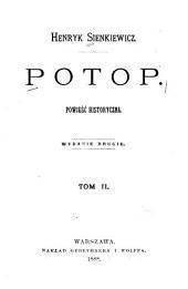 Potop: powieść historyczna, Tom 2