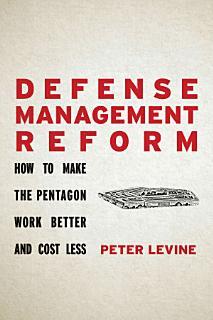 Defense Management Reform Book