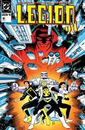 L.E.G.I.O.N. (1989-) #18