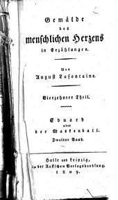 Eduard oder der Maskenball: Band 2