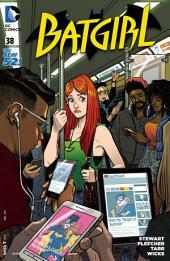 Batgirl (2011-) #38
