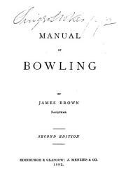 Manual of Bowling
