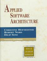 Applied Software Architecture