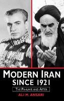 Modern Iran Since 1921 PDF