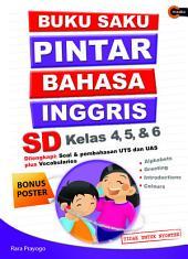Buku Saku Pintar Bahasa Inggris SD Kelas 4, 5, & 6