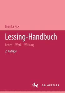Lessing Handbuch PDF