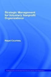 Strategic Management for Voluntary Nonprofit Organizations PDF