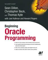 Beginning Oracle Programming