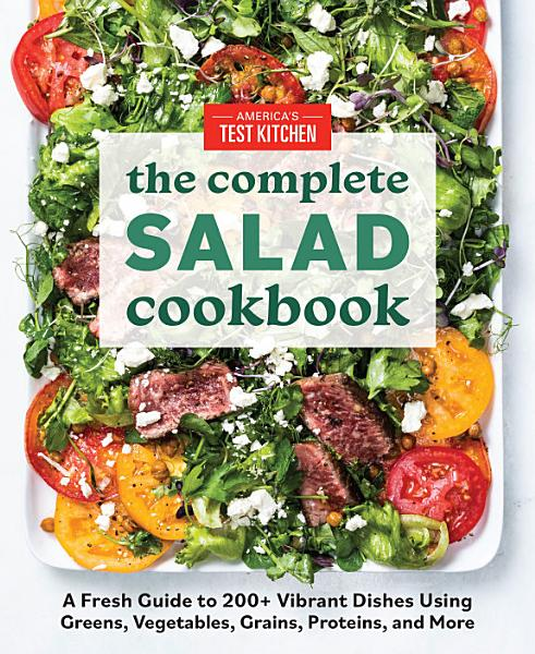 Download The Complete Salad Cookbook Book