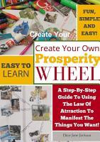 Create Your Own Prosperity Wheel PDF
