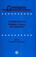 Governance IV
