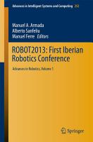 ROBOT2013  First Iberian Robotics Conference PDF