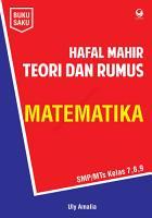 Buku Saku Hafal Mahir Teori dan Rumus Matematika SMP Kelas 7 8 9 PDF