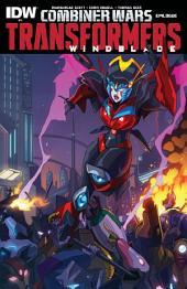 Transformers: Windblade Vol. 2 #4