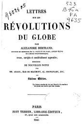 Lettres sur les révolutions du globe