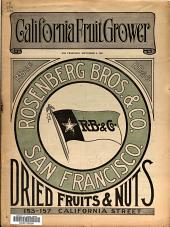 California Fruit News: Volume 44, Issue 1208