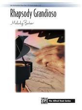 Rhapsody Grandioso: Piano Duet Sheet Music (1 Piano, 4 Hands)