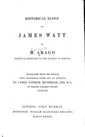 Historical Eloge of James Watt