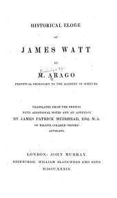 Historical Eloge of James Watt