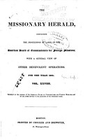 The Missionary Herald At Home And Abroad