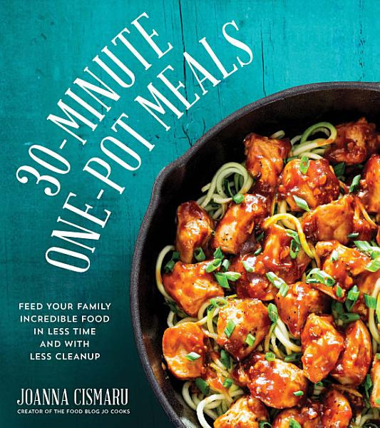 Download 30 Minute One Pot Meals Book