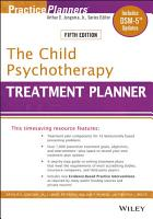 The Child Psychotherapy Treatment Planner PDF