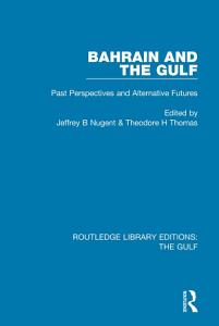 Bahrain and the Gulf Book