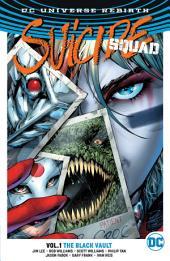Suicide Squad Vol. 1: The Black Vault
