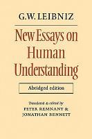 New Essays on Human Understanding Abridged Edition PDF