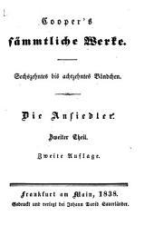 Sämmtliche Werke: Th. 2, Bände 16-18