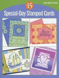 Special Day Stamped Cards