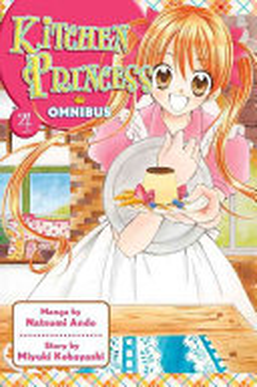 Kitchen Princess Omnibus 4 PDF