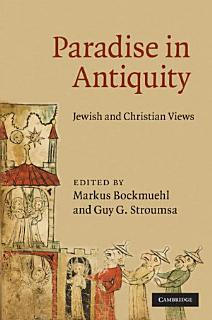 Paradise in Antiquity Book