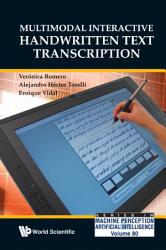 Multimodal Interactive Handwritten Text Transcription PDF