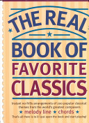 The Real Book Of Favorite Classics Book PDF