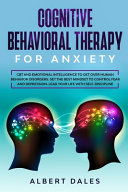 COGNITIVE BEHAVIORAL THERAPY for Anxiety PDF