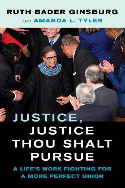 Download Justice  Justice Thou Shalt Pursue Book