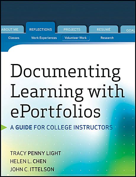 Documenting Learning with ePortfolios
