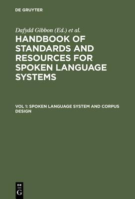 Spoken Language System and Corpus Design PDF